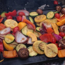 Marinated Veggies Recipe
