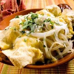 Image of Authentic Enchiladas Verdes, AllRecipes