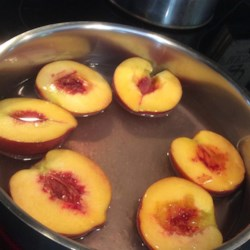 Chef John's Peach Melba Recipe