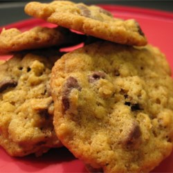 Yummy Chocolate Chip Cookies Recipe