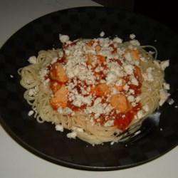 California Chicken Spaghetti