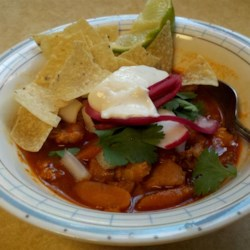 Traditional Pork Posole Recipe