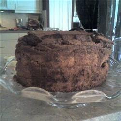 Photo of Cocoa Angel Food Cake by Lorraine  Olson