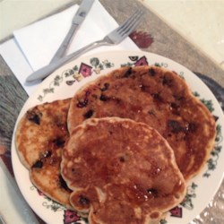 Blueberry Pancakes Recipe