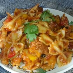 Syrian Spaghetti Recipe
