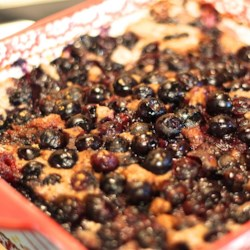 Baked Fruit Buckley Recipe