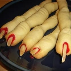 Spooky Witches Fingers