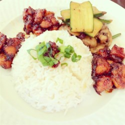 Orange Chicken Recipe
