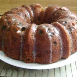 Image of Apple Cake With Raisins, AllRecipes