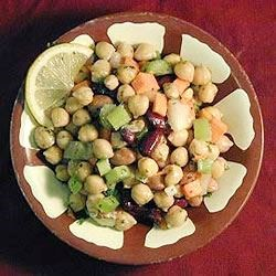 Photo of Chickpea Salad by Amanda