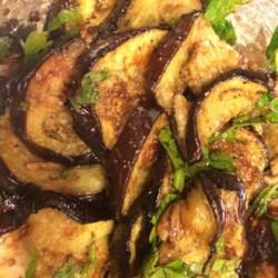 Italian Eggplant Salad Recipe