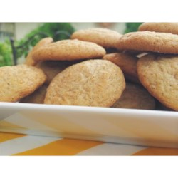 Chai Snickerdoodle Cookies Recipe