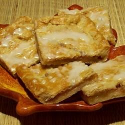 Photo of Danish Pastry Apple Bars I by Stephanie Watts