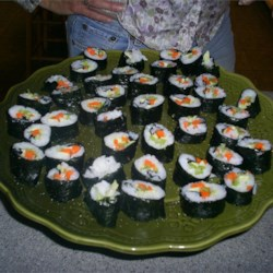 Vegetarian Nori Rolls Recipe - Allrecipes.com