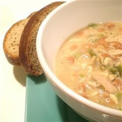 White Chili IV Recipe