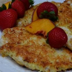 Paleo Coconut Chicken Breast Recipe