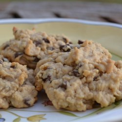 Choco Peanut Butter Cookies Recipe