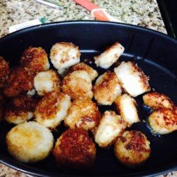 Skillet Sea Scallops Recipe