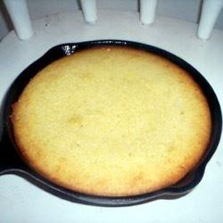 Unleavened Cornbread