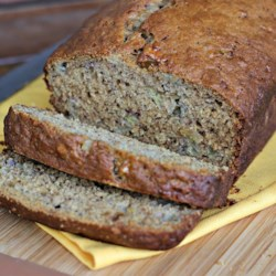 Ginger Banana Bread Recipe