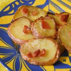 Oven Fried Potatoes I Recipe