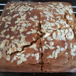Easy Raisin Cake Recipe