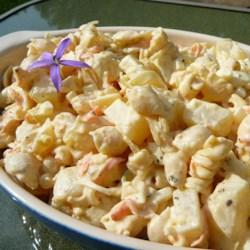 Hawaiian Mac Salad Recipe Allrecipes