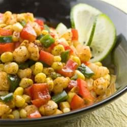 Southwestern Calico Corn Recipe