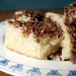 Amazing Pecan Coffee Cake Recipe
