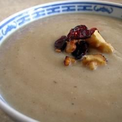 Photo of Creamy Parsnip With Ginger Soup by USA WEEKEND columnist Pam Anderson