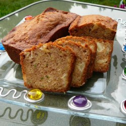 Zucchini Pineapple Bread I Recipe