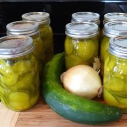 Mustard Pickles