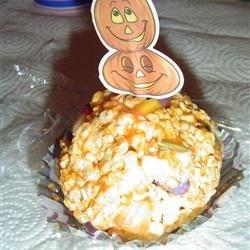popcorn pumpkin