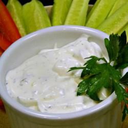 Dill Veggie Dip Recipe