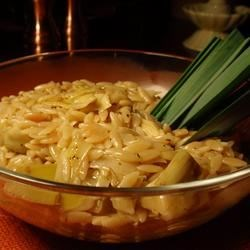 Image of Artichoke Orzo Pilaf, AllRecipes