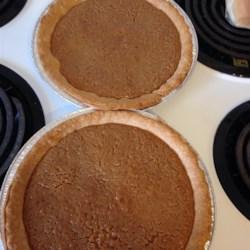 Brown Sugar Pie I