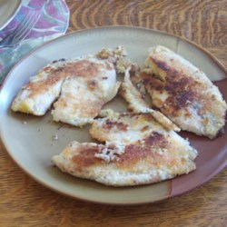 Coconut-Crusted Tilapia - Paleo Recipe