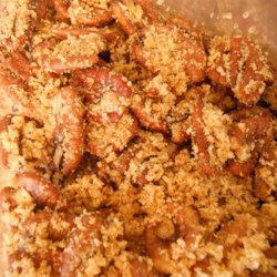 Hot and Salty Spiced Pecans Recipe