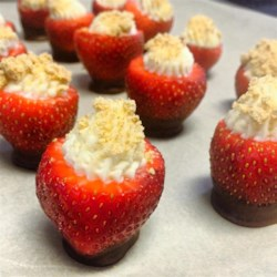 Strawberry Cheesecake Bites Recipe