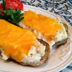 Twice-Baked Ranch Potatoes Recipe