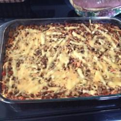 Lentil Casserole Recipe