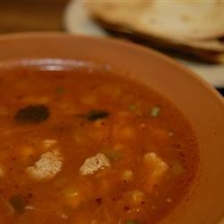 Slow-Cooker Posole Recipe