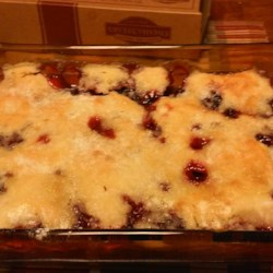 Grandma's Blackberry Cobbler Recipe