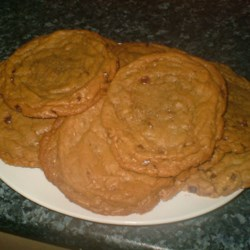 Best Big,Fat,Chewy Chocolate Chip Cookie