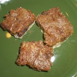 Butter Tart Squares Recipe