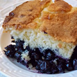 Mennonite Blueberry Cobbler Recipe