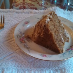 Graham Cracker Cake I Recipe