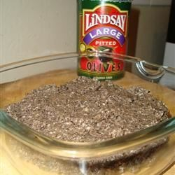 Black Olive Spread Recipe