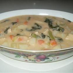 Ashley's Vegetarian Soup/Stew