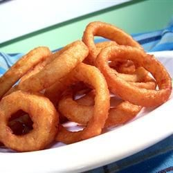 Photo of Beer Battered Onion Rings by kim